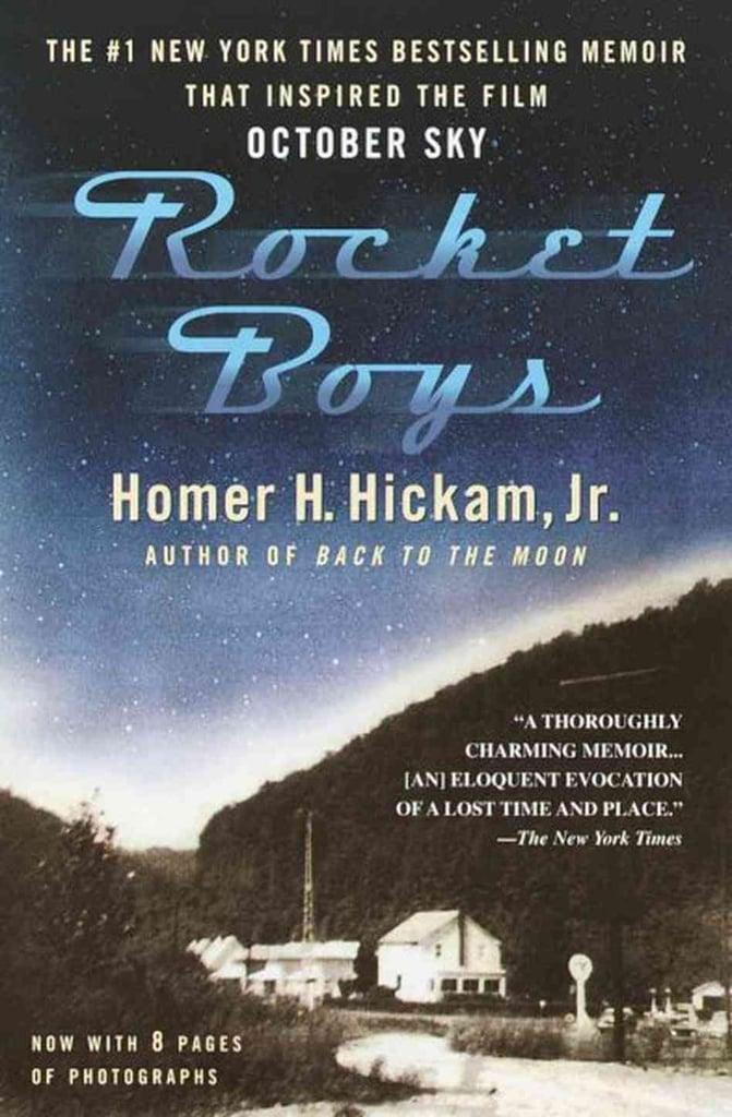 West Virginia: Rocket Boys by Homer H. Hickam, Jr.