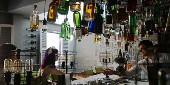 4 of Singapore's Most Creative Restaurants