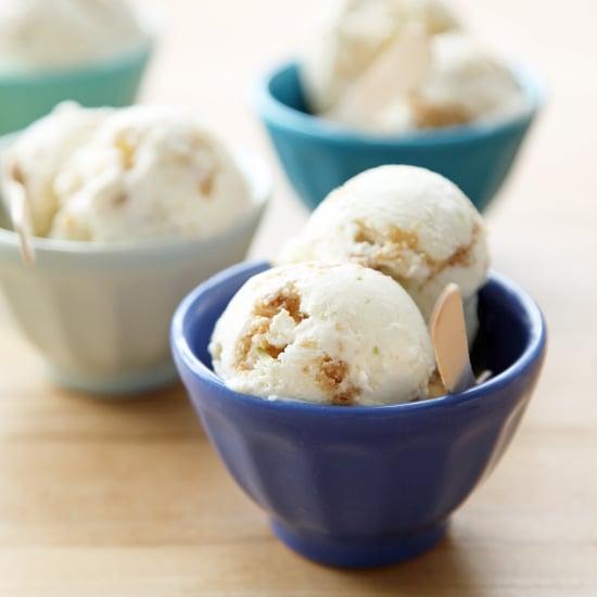 Key Lime Pie No-Churn Ice Cream Recipe