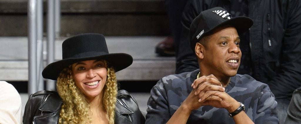 Beyoncé and Jay Z Have an Absolute Ball While Hanging Out With Kevin Hart at a Basketball Game