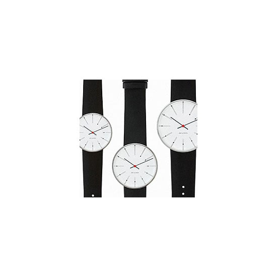 Watch, $615, Arne Jacobsen for Rosendahl at Top 3 by Design