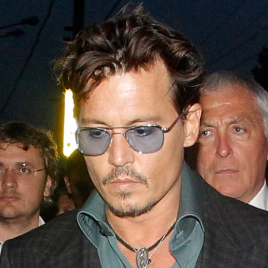 Johnny Depp and Amber Heard in Moscow | Video