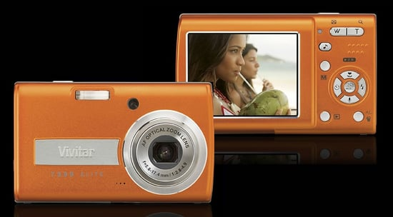The Bright Orange ViviCam 7399: A Total Attention Grabber