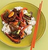 Fast & Easy Dinner: Garlicky Hoisin Beef