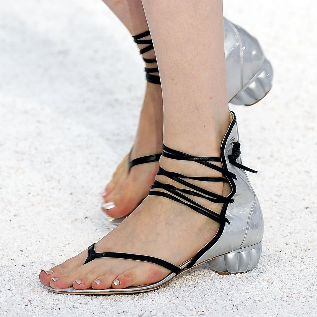 Best Shoes From Paris Fashion Week