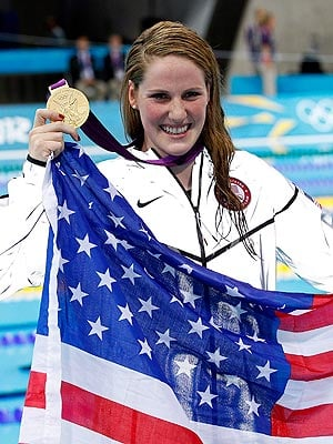 Olympic Swimmer Missy Franklin Shares Her Secret Talent - in the Kitchen!
