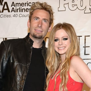 Avril Lavigne And Chad Kroeger Married In Cannes, France