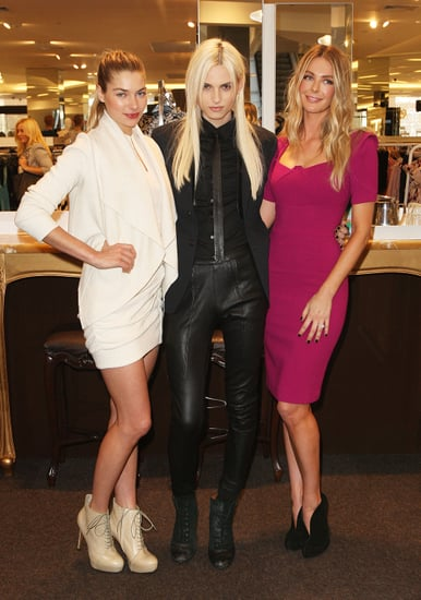 Andrej Pejic In Town For Myer's Bourke Street Store Opening: Will He Be A New Ambassador?
