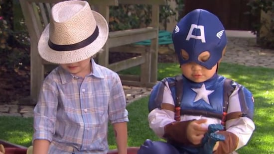 A Baby Bachelorette Exclusive Shows The Star Worried About Contestant Captain America