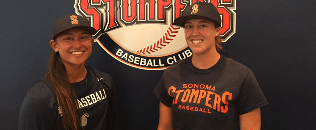 Meet the 2 Women Who Just Got Signed to a Pro Baseball Team