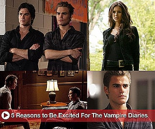Sugar Shout Out: Sink Your Teeth Into Season Two of the The Vampire Diaries