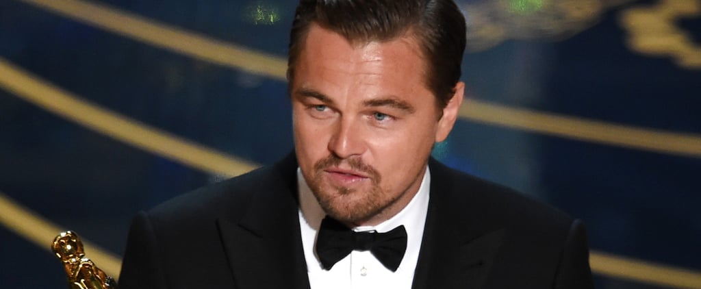 11 Special Moments Leonardo DiCaprio and His Oscar Have Already Spent Together