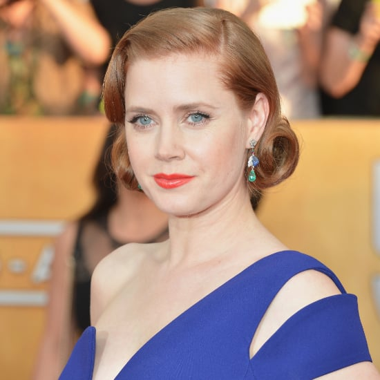 Amy Adams's Hair and Makeup at SAG Awards 2014