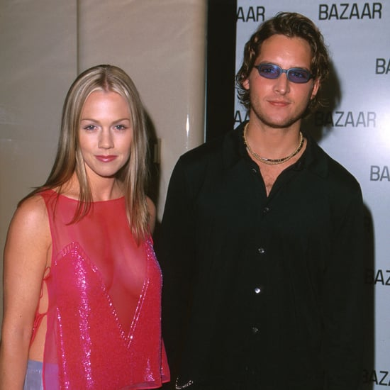 Peter Facinelli and Jennie Garth Pictures Before Divorce
