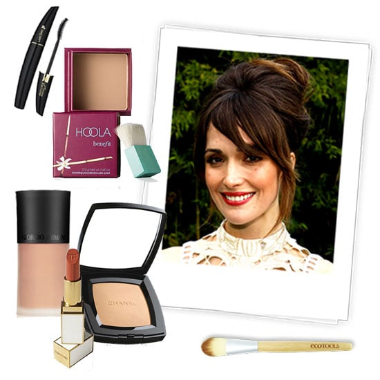 Rose Byrne's Summer Night Makeup at the Zimmermann 2012 Resort Event 2011-07-22 03:05:00