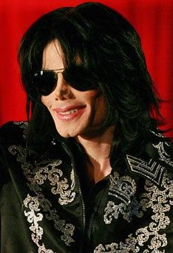 Sugar Bits — Michael Jackson Announces More London Dates
