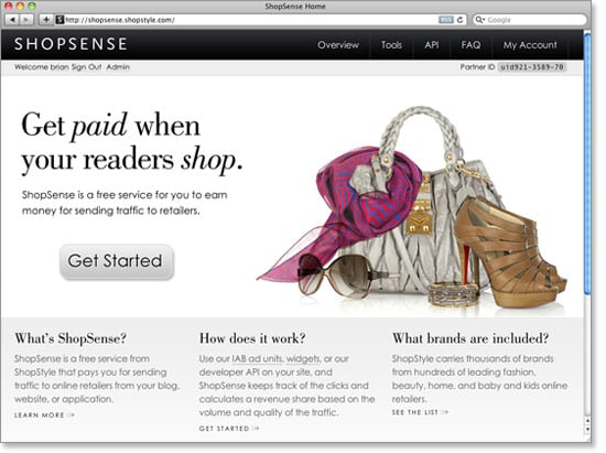 Attention Bloggers, Get Paid When Your Readers Shop
