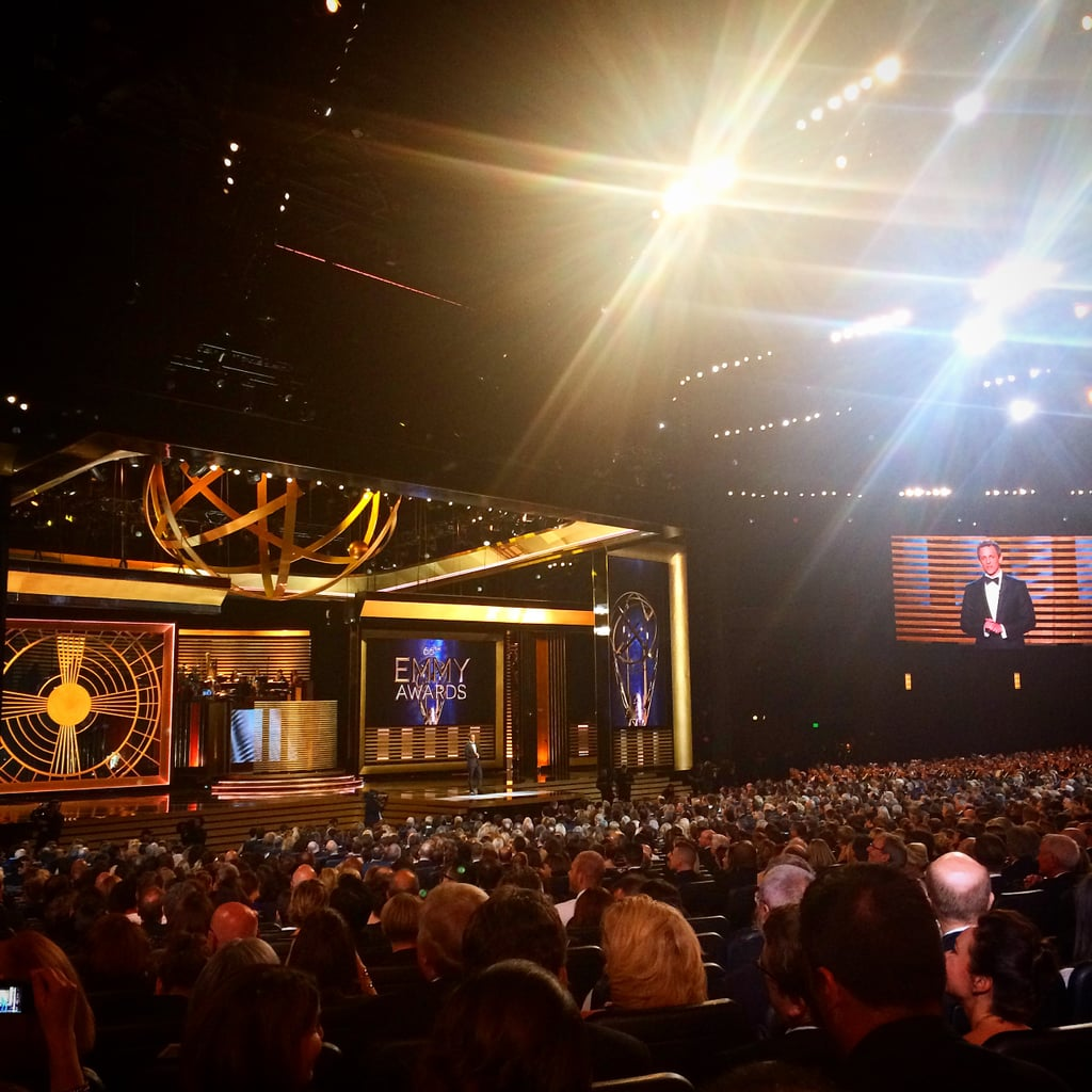Inside the Emmys