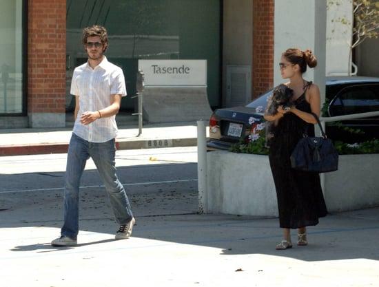 Another Adam & Rachel Moment