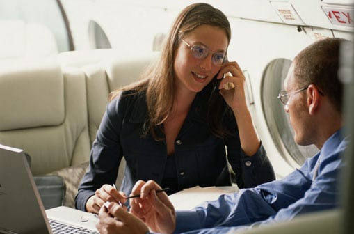 Airline Will Allow Cellphone Service During Flight!