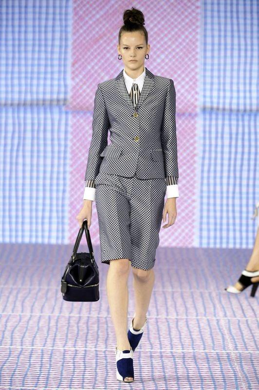 Milan Fashion Week: Pollini Spring 2009