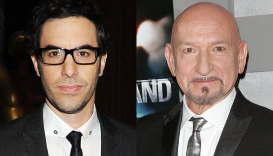Sacha Baron Cohen and Ben Kingsley to Star In Scorsese's The Invention of Hugo Cabret