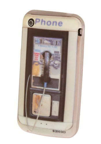 Photos of Phone Booth iPhone Case