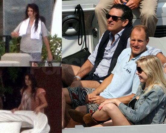 Photos of Penelope Cruz, Woody Harrelson, Javier Bardem in Cannes