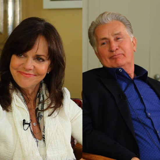 Sally Field and Martin Sheen Spider-Man Interview (Video)
