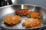 Potato Latkes From the 2nd Avenue Deli
