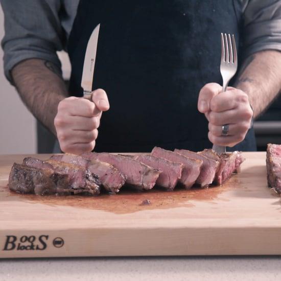 How to Reverse Sear Steak