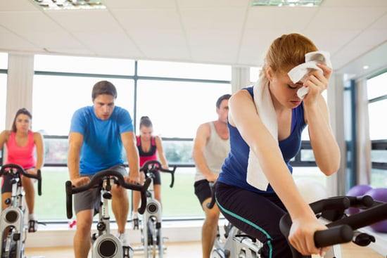 The 7 Most Embarrassing Things That Can Happen at the Gym