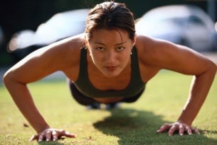 Fit Tip: Vary the Pace of Your Push-Ups