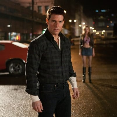 Jack Reacher Movie Review Starring Tom Cruise