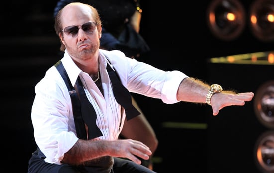 Tom Cruise to Play Les Grossman In a Movie About the Character