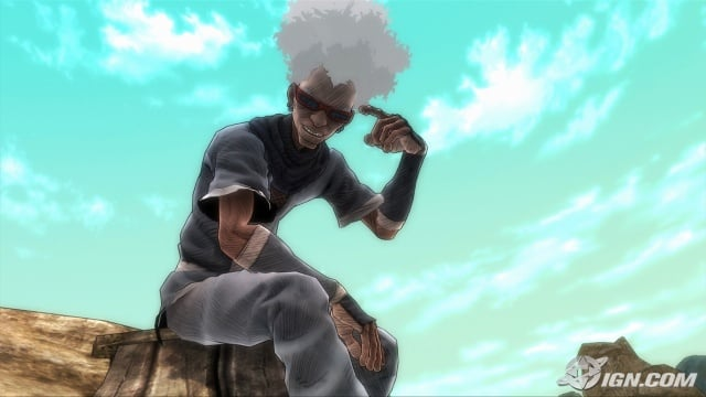 Afro Samurai Screenshots