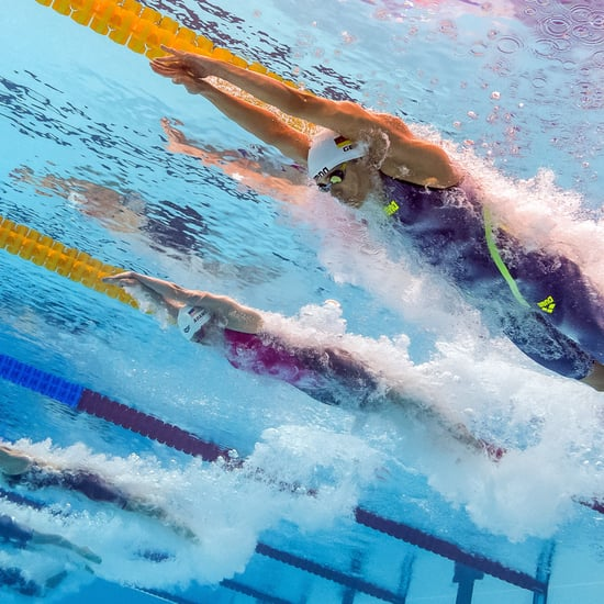 How Swimmer Cammile Adams Trains For the Olympics