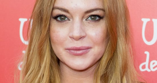 Oh Dear, Lindsay Lohan Has Just Started Playing Pokémon Go