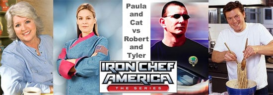Did You Watch the Iron Chef Holiday Special?