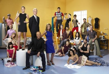 Project Runway on Fab