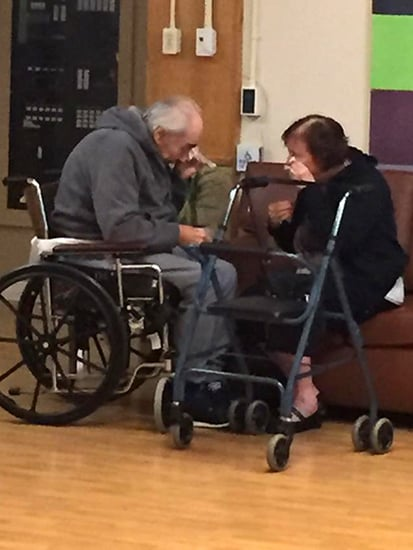Elderly Husband Separated from Wife of 62 Years Moves to Nearby Nursing Home: 'We Are Closer to Having Them Under One Roof!'