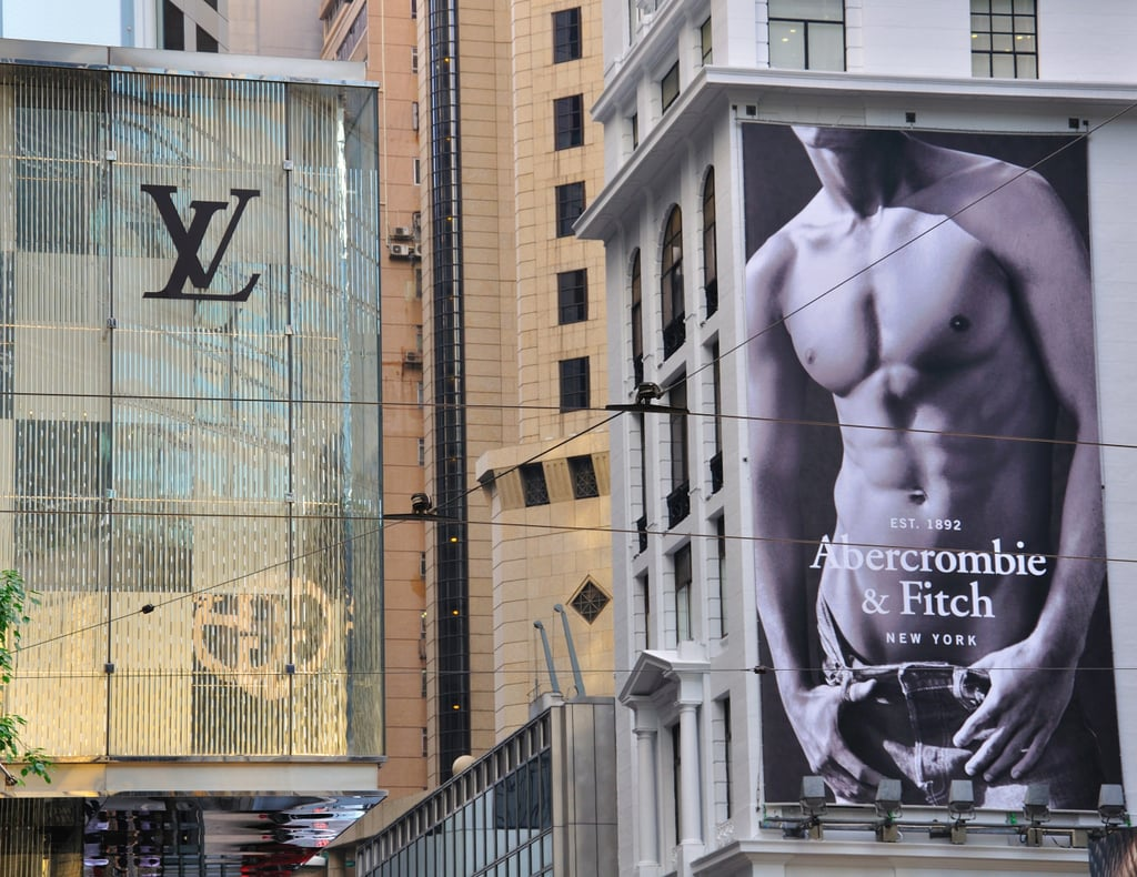 Abercrombie & Fitch Then