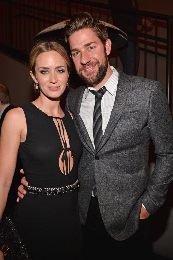 Emily and John attended the Arthur Newman premiere after party in LA in Apr. 2013.