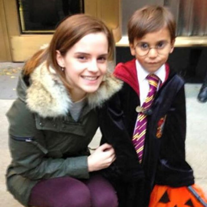 easy diy harry potter halloween costume ideas popsugar moms