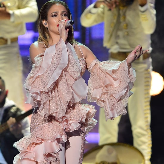 Jennifer Lopez's Billboard Latin Music Awards Selena Tribute