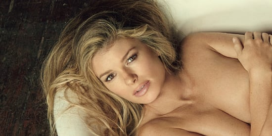 Pregnant Marisa Miller Goes Nude For PETA To Protest SeaWorld