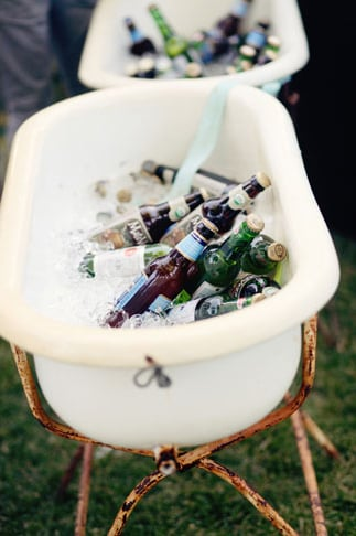 Ice-Cold Beers