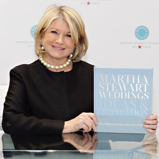 Martha Stewart's Views on Weddings