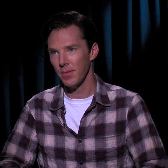 """Benedict Cumberbatch Reveals His """"Huge Concern"""" Over Playing WikiLeaks Founder Julian Assange"""