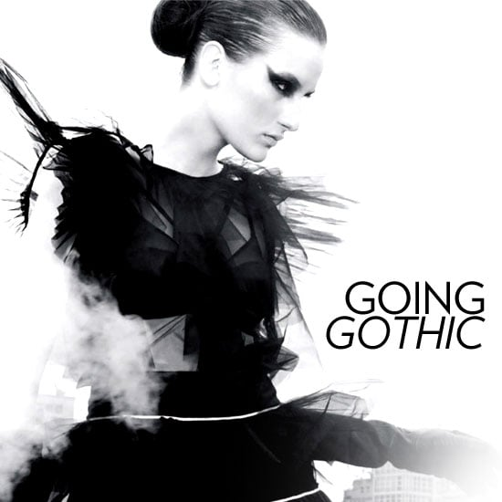 How to Get the Gothic Romance Look For Fall 2011